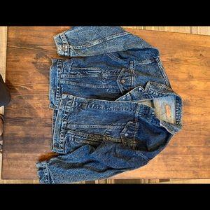 Levi's woman's S/M denim jacket